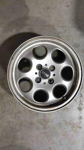 2002 2014 Mini Cooper Alloy Wheel 15x5 1 2 tire Not Included