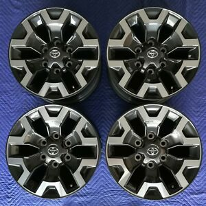 Toyota Tacoma Trd Oem 16 Wheels Excellent Condition