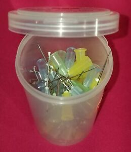 Various Dental Syringe Tips Single use Disposable New Open Box