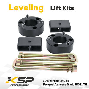 3 Front 1 Rear Leveling Lift Kit Fit For 2007 2019 Chevy Silverado Sierra Gmc