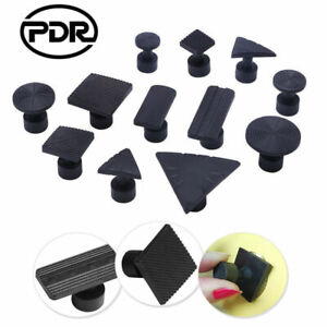 12pcs Super Pdr Glue Puller Tabs Car Body Paintless Dent Repair Removal Tools Us