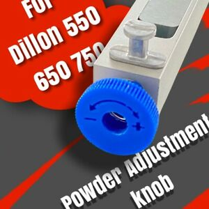 Powder Thrower Adjustment Knob For Dillon Square Deal Reloading Press $6.21