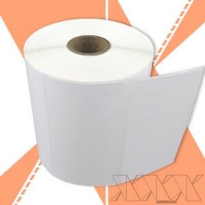 21 Rolls 4x2 Direct Thermal Labels Zebra Compatible Perforated 750 rl