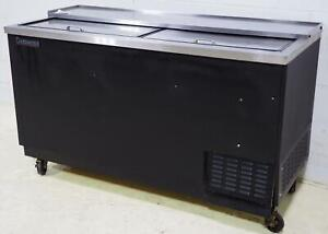 Continental Cbc64 64in Flattop Beer Beverage Bottle Cooler Sn 13534714