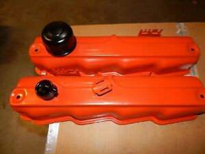 Poly Head 318 Valve Covers Mopar Chrysler Plymouth Dodge