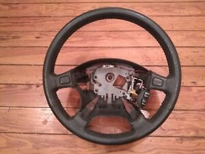 1994 2001 Acura Integra Gsr Leather Steering Wheel Dc2 Dc4 Rare Great Shape