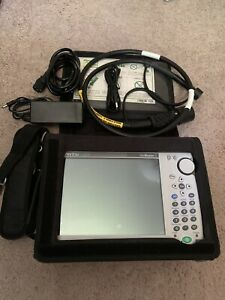 Anritsu Site Master S331e Cable Antenna Analyzer Sitemaster S331 Opt 10 21