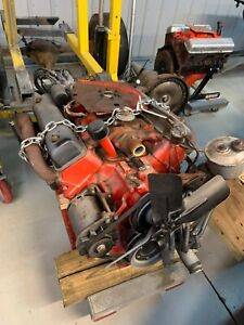 1957 Thunderbird 312 Engine And Drivetrain