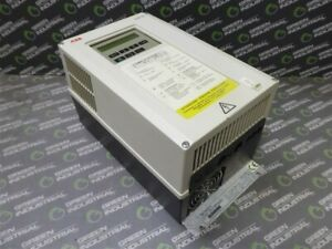 Used Abb Acs501 005 5 00p200000 Variable Frequency Drive 5kw 440 500vac Sami Gs