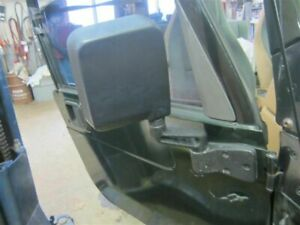 Passenger Side View Mirror Manual Lhd Fits 87 95 97 02 Wrangler 158025