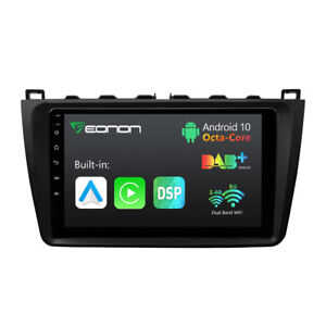 Us 9 Android 10 For Mazda 6 2009 2012 2010 2011 Gps Navigation Radio Bluetooth