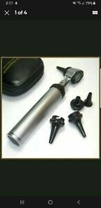 Ra Bock Diagnostics Otoscope Ophthalmoscope Kit With Case