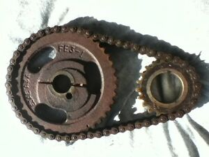 1988 Mustang Gt 302 5 0 Convertible Timing Chain Used