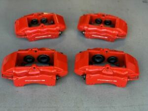 Porsche Brembo 911 996 Turbo C4s 997 Carrera S Brake Calipers