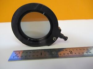 Zeiss Germany Polarizer Lens Filter Pol Microscope Part As Pictured w2 b 58