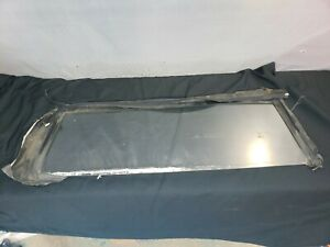 1967 Dodge Coronet Convertible Rear Window Plexiglass 67 B Body Plymouth Gtx
