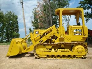 Large Decal Kit For Cat 941b Traxcavator High Lift Caterpillar 941 Stickers