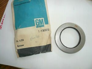 1939 1949 Chevy Gmc Front Wheel Bearing Retainer Nos P n 3650735