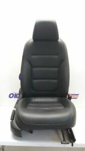 15 18 Vw Volkswagen Jetta Passenger Right Front Bucket Seat Black Leatherette
