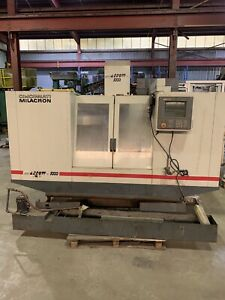 Cincinnati Arrow 1000 Cnc Machining Center Milling Machine