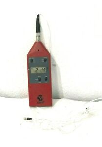 3m Vi 100 Quest Technologies Vibration Meter With Cable