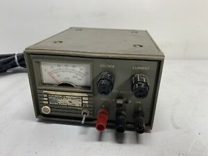Hewlett Packard Hp 6218a 0 60v 0 250ma Variable Dc Power Supply Load Collectible