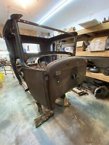 1930 Model A Ford Coupe Body