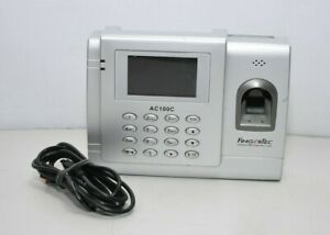 Fingertec Ac 100c Full Color Bio metric Time Attendance System