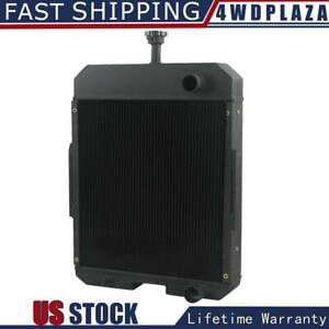 Radiator For Case Ih International 686 706 756 2706 396352r91 65427c1