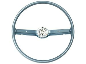 1968 69 Ford Mustang 1968 Cougar Reproduction Blue Steering Wheel