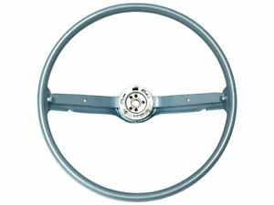 1968 69 Ford Mustang 1968 Cougar Reproduction Steering Wheel Blue
