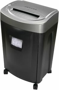 Royal 14 Sheet Micro Cut Home Office Paper Shredder