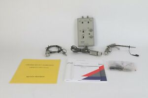 Tektronix Ada400a Differential Preamplifier W 2x P6135a Probes And Probe Kit