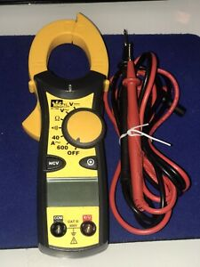 Ideal Clamp Vlotmeter 61 744
