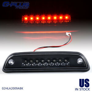 Led Third 3rd Tail Brake Light Stop Parking Lamp Black For 95 17 Toyota Tacoma