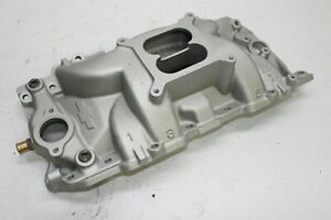 Gm 19131359 Big Block Chevy Dual Plane Bowtie Rectangle Port Intake Manifold