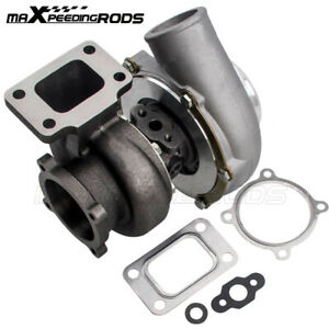 Gt35 Gt3582 Gt3540 T3 Ar 70 Ar 63 Float Bearing Turbo Charger 600hps Compressor