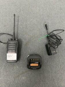 Hytera Pd502 Digital Mobile Radio Good Condition See Pictures