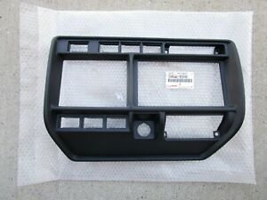 96 97 Toyota Land Cruiser Fzj80 Dash Instrument Panel Radio Bezel Trim Oem New