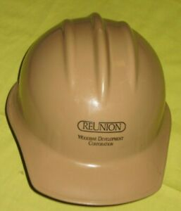 Bullard 303 Hard Boiled Safety Hat Reunion Tower Woodbine Development Beige Tan