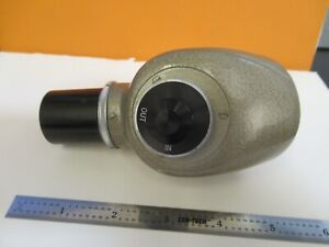 Vickers Uk England Tubus Conoscope Pol Microscope Part As Pictured 1e c 02