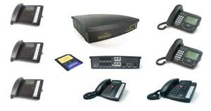 Complete Talkswitch 848vs Pbx Phone System Bundle W 7 Voip Phones