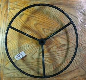 Vintage Steering Wheel For Farmall Tractor A C H M W6 W9 100 200 300 400 60070d