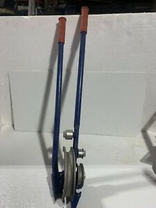 2 in 1 Tube Bender 1 2in Id To 7 8in Id Slightly Used 28 Tall