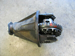 Toyota 4runner Third Member 1996 2002 Atm Rear End Differential A03a A340f 4 10