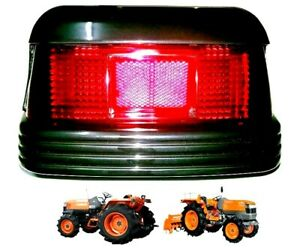 Use For Kubota Tractor L 3600 Tail Lamps Tail Lights
