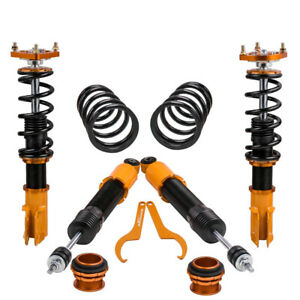 Coilovers For Ford Mustang 4th 94 04 Adjustable Height Mounts Shocks Struts