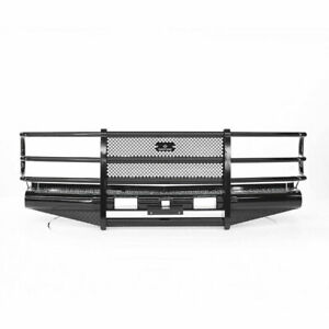 Ranch Hand Legend Front Bumper Black For Chevrolet Gmc Suv Trucks 1988 2000