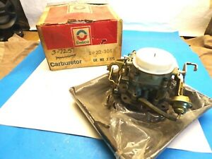 Rochester 2g Carburetor a2 1971 73 Chevy Checker 7046587 Nos Original