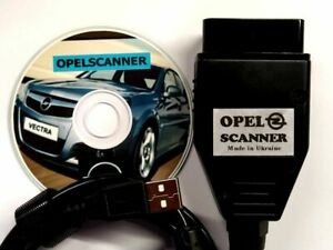 Diagnostic Interface Opel Scanner For Opel Better Than Opcom Motor Abs Aibag